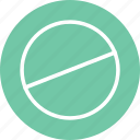 circular pill, drug, pill, pill icon, vaccin icon