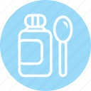 drug, drug container, pills container, vaccin icon