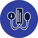 blood pressure machine, bp apparatus icon