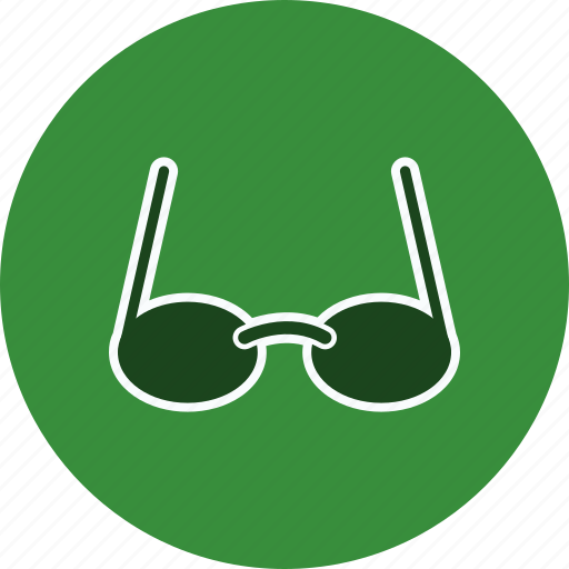 eye glasses, spectacles, sun glasses icon