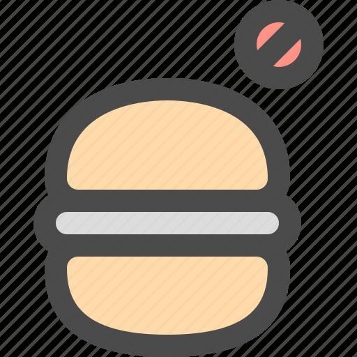 burger, food, junk, no icon