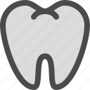 health, human, medical, tooth icon