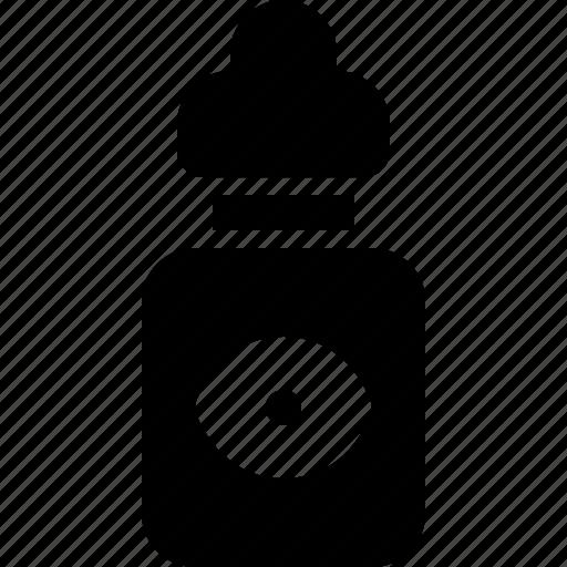 eyedrop, health, medical, medicine icon