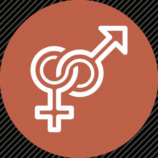 female, gender, venus icon