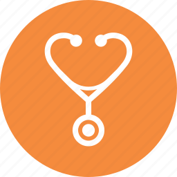 healthcare, medical care, stethoscope icon