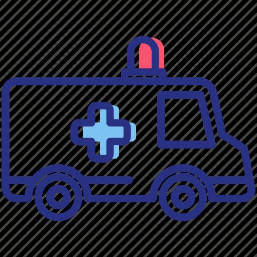 Ambulance, emergency, medical icon - Download on Iconfinder