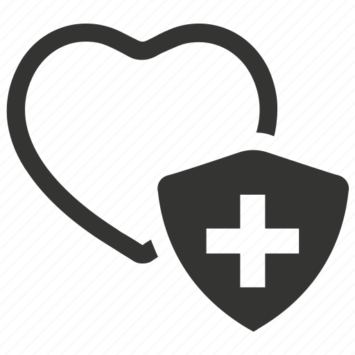 Health, heart, insurance, life, protection icon - Download on Iconfinder