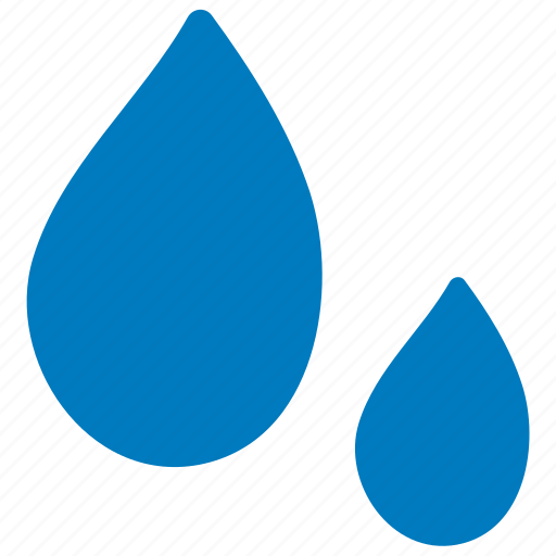 blood, drop, drops, oil, water icon