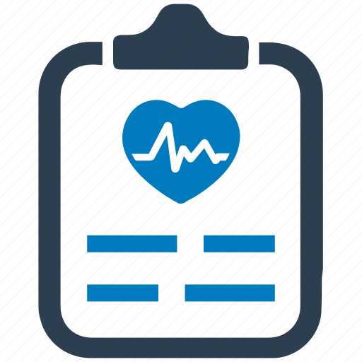 diagnosis, health, medical, prescription, report icon