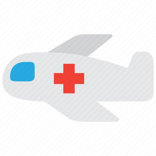 air, medical, services icon