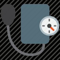 blood, kit, pressure icon