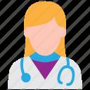 doctor, female
