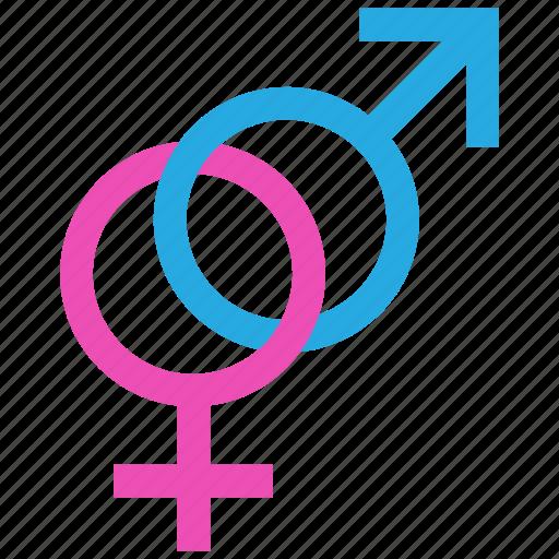 gender, sex icon
