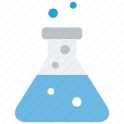 chemical, flask, laboratory icon