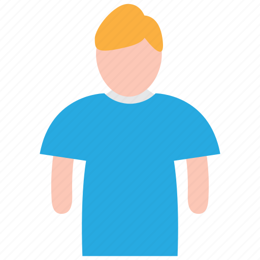 male, patient icon