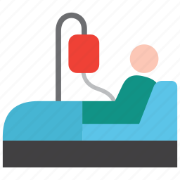medical, reanimation, recover, treatment icon