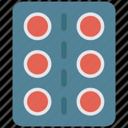 medication, medicine, tablet icon
