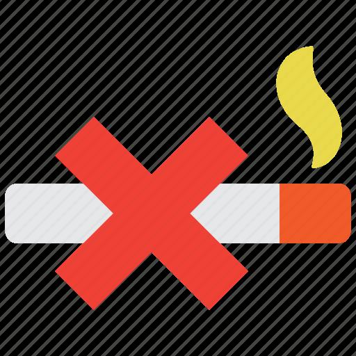cigarette, smoke, smoking icon