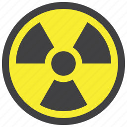 nuclear, radiation icon
