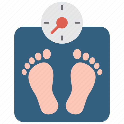 management, scale, weight icon
