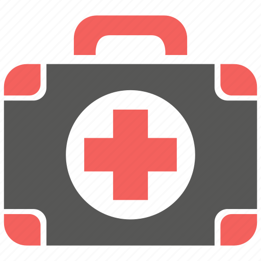 aid, emergency, first aid kit, kit, medical, treatment icon