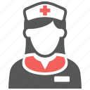 avatar, doctor, healthcare, hospital, nurse icon