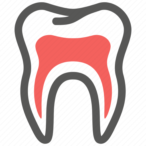 decay, health, oral, teeth, tooth icon