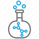 biochemistry, chemistry, experiment, laboratory, science icon