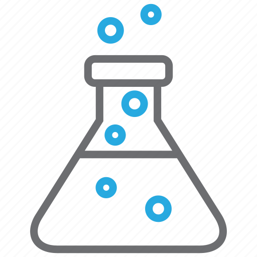 chemical, chemistry, laboratory, research, test icon