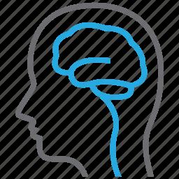 brain, neurology, neuron, neuroscience icon