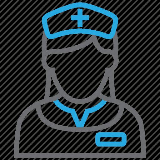 avatar, doctor, medic, nurse icon