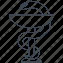hospital, medical, pharmacy icon