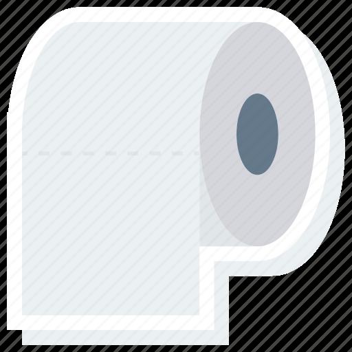 bathroom, roll, tissue, tisue, wipes icon