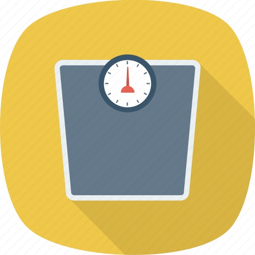 machine, scale, weighing, weight icon