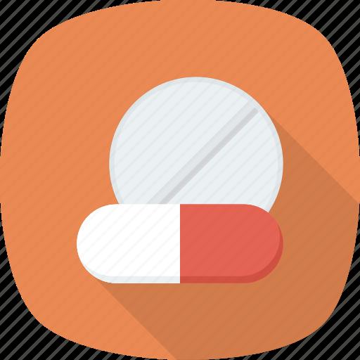 hospital, medical, medicine, pills, tablets icon