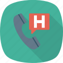 call, communication, customer, phone, support, telephone icon