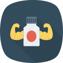 bottle, care, clinic, drugs, hospital, medical icon