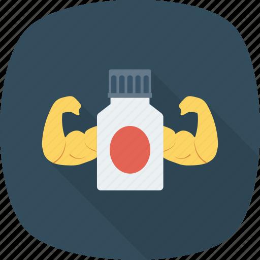 bottle, care, clinic, drugs, hospital, medical icon