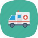 aid, ambulance, emergency, first icon