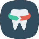 dental, dentist, health, medical, teeth icon