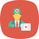 doctor, kit, medical, medicine, nurse, physician