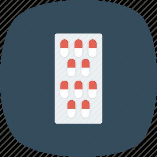 drug, drugs, health, medicine, pills, tablets icon