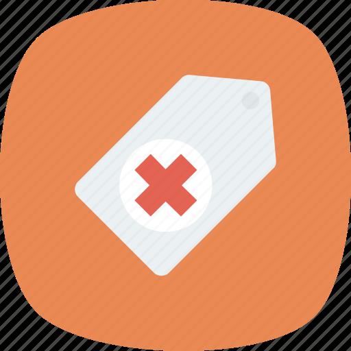 health, medical, medicine, note, tag icon