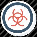 biohazard, biological, danger, hazard, hazardous, infectious, poison