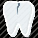 broken, chipped, damage, medical, teeth, tooth