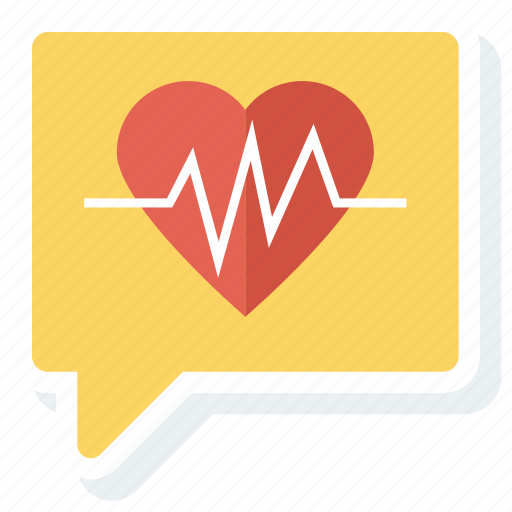 bubble, chat, cross, health, heart, medical, support icon