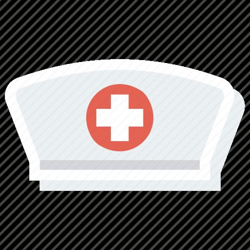 cap, doctor, medical, nurse icon