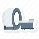 city, ct, medical, mri, scan, tomography icon