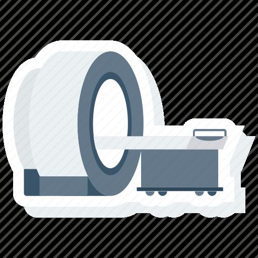 city, ct, medical, mri, scan, tomography icon