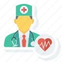 doctor, healthcare, heart, medical, physician, specialist
